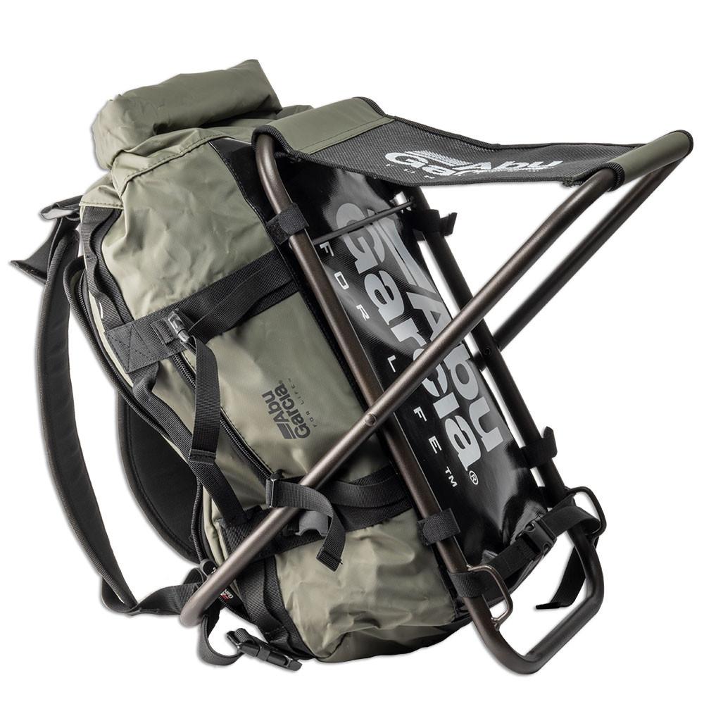 Image of Abu Garcia Base Duffel Bag (Backpack & Seat)