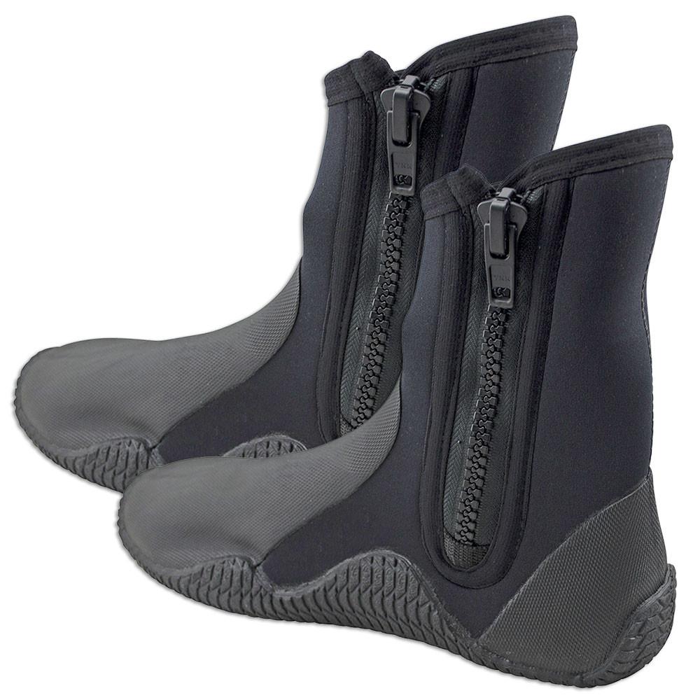 Image of Adrenalin 5mm Neoprene Zip Dive Boots