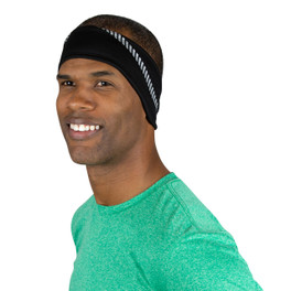 53cc2e2d Winter Running Headband with Moisture Wicking