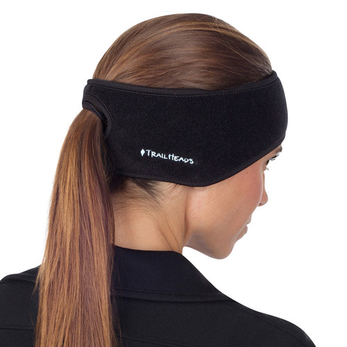... TrailHeads Women s Ponytail Headband · black - black 8cdf92dcbf6