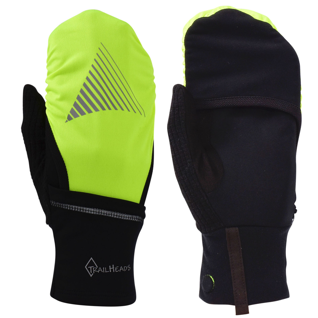 e024003c5f8 Convertible Running Gloves designed with men in mind but women will like  these too!