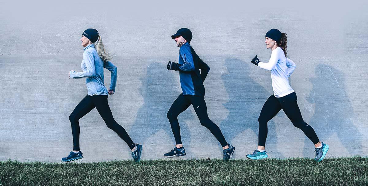 Running trailheaders