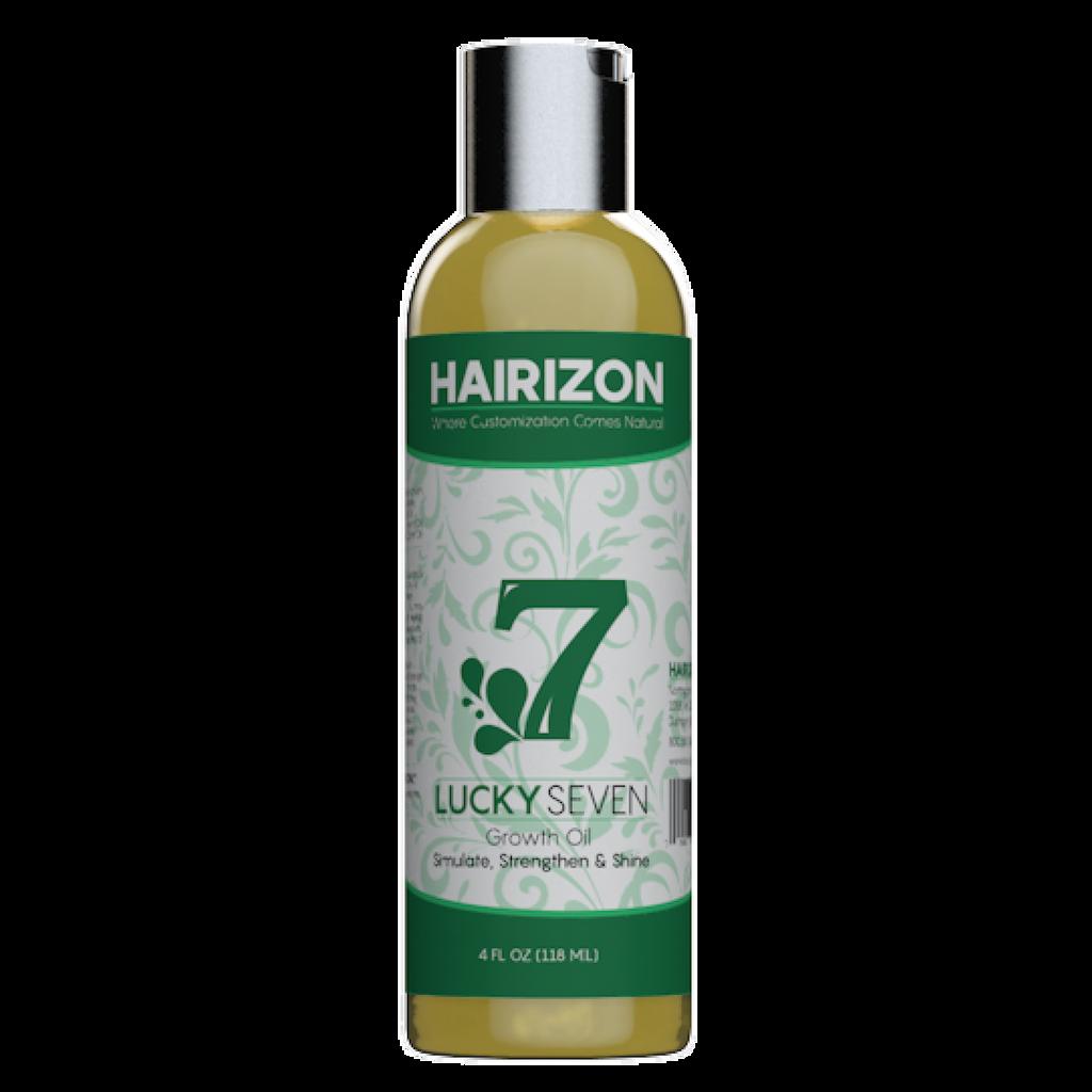 Lucky 7 Growth Oil - Salon Size