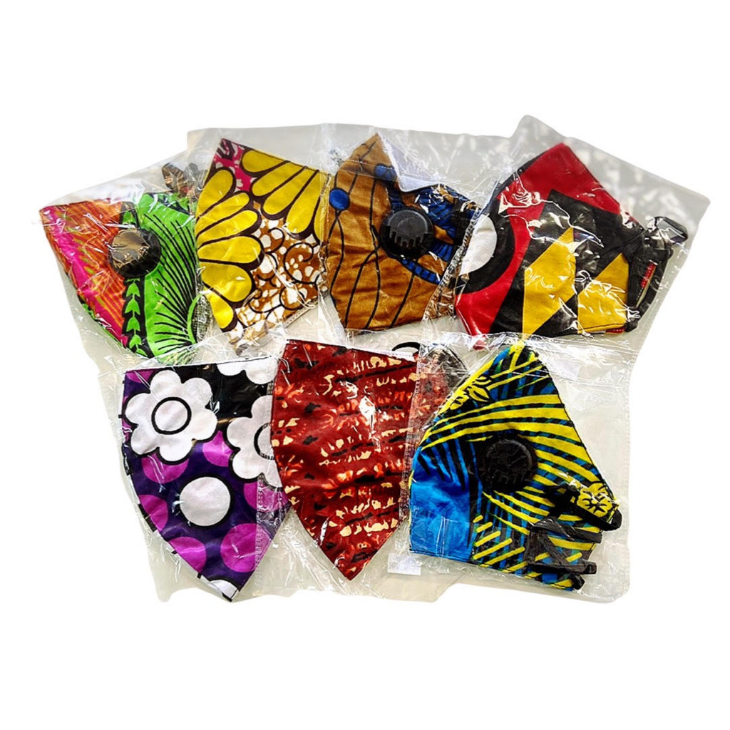 Variety 7-Pack Cloth Face Masks for Adults