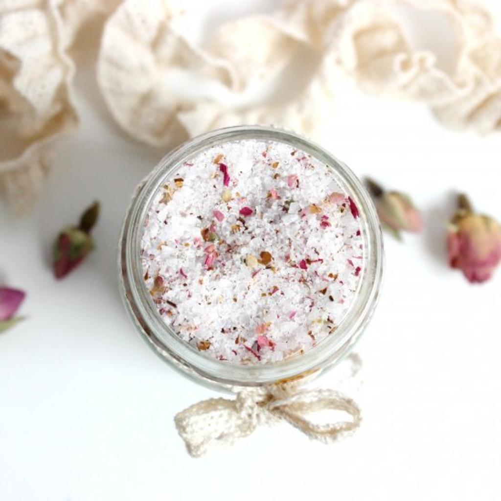Peppermint Detox Bath Soak