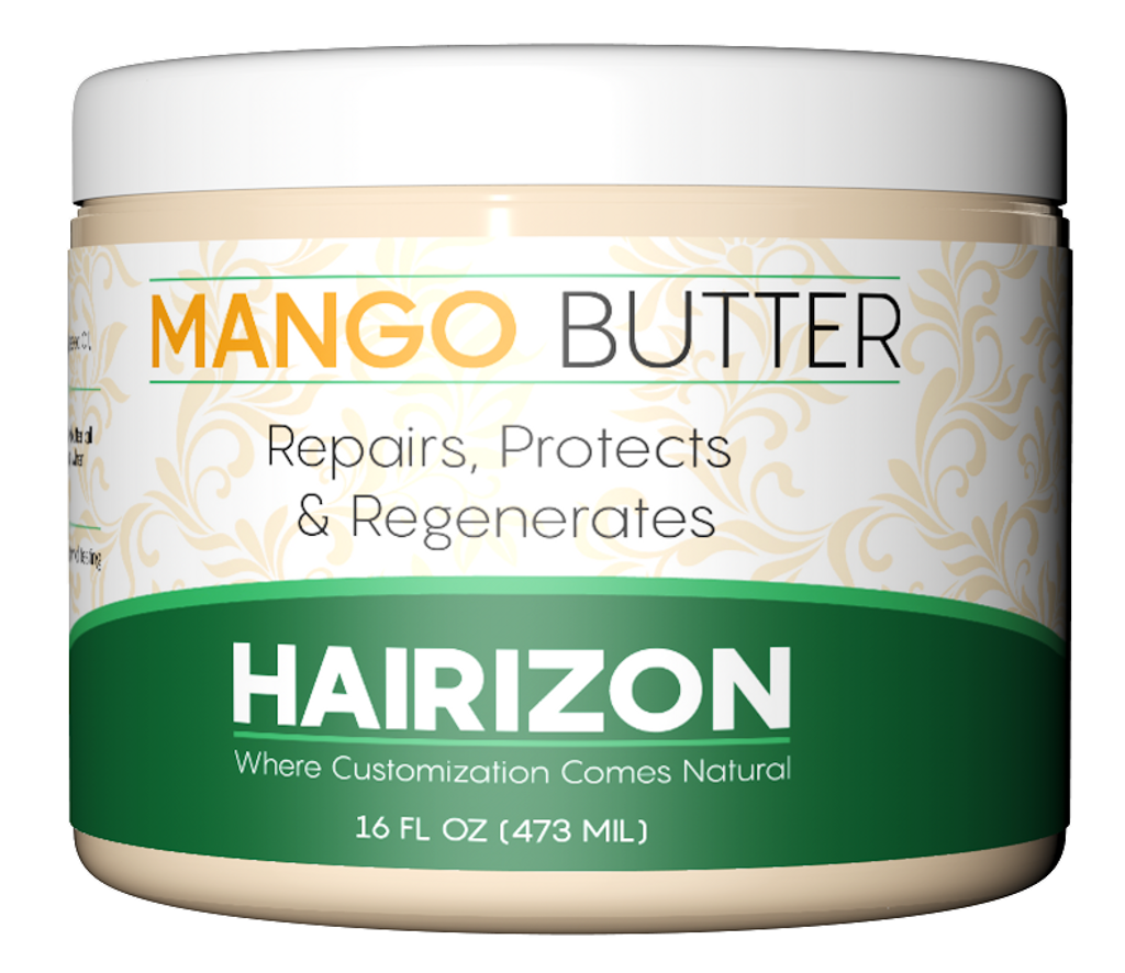Hairizon Mango Body Butter (Make-Your-Own)