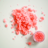 Hairizon Winter Candy Apple Lip Scrub