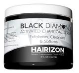 Black Diamond Activated Charcoal Scrub