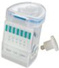 EZ Split 5 panel drug test cup 0pen