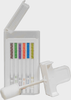 C-3114W/ALC 12 PANEL ORAL CUBE SALIVA DRUG TEST WITH ALCOHOL