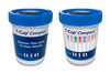 T-Cup  Compact 12 Panel  CLIA Waived  Instant Drug Test Cup with EtG, FYL with Adulterants