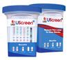 UScreen Drug Test Cup 10 Panel Abbott Diagnostics