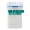 Abbott Diagnostics EZ Integrated Key Activated Drug Test Cup back view
