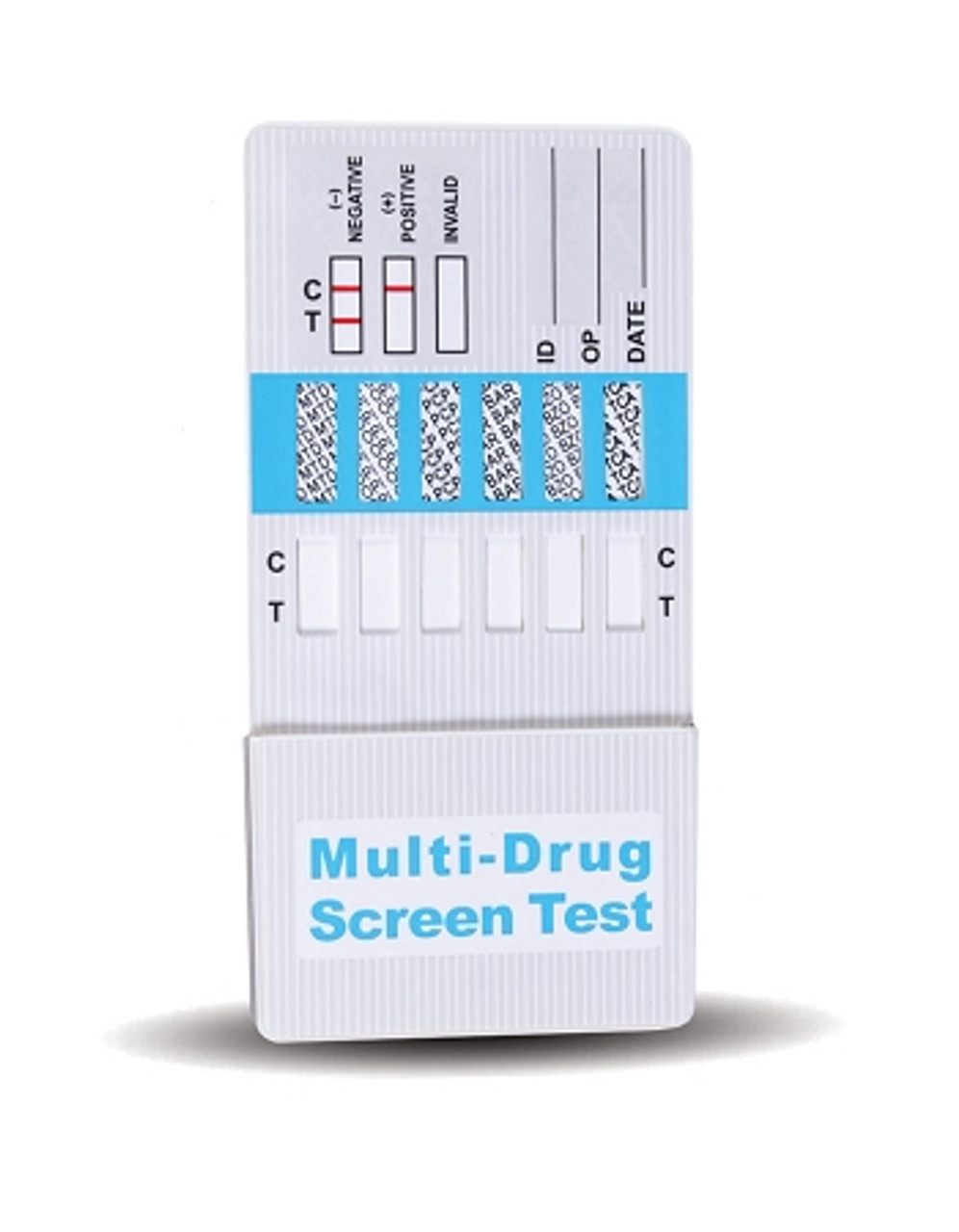 Multi-Drug Screen 5-Panel Dip Test 25/Box