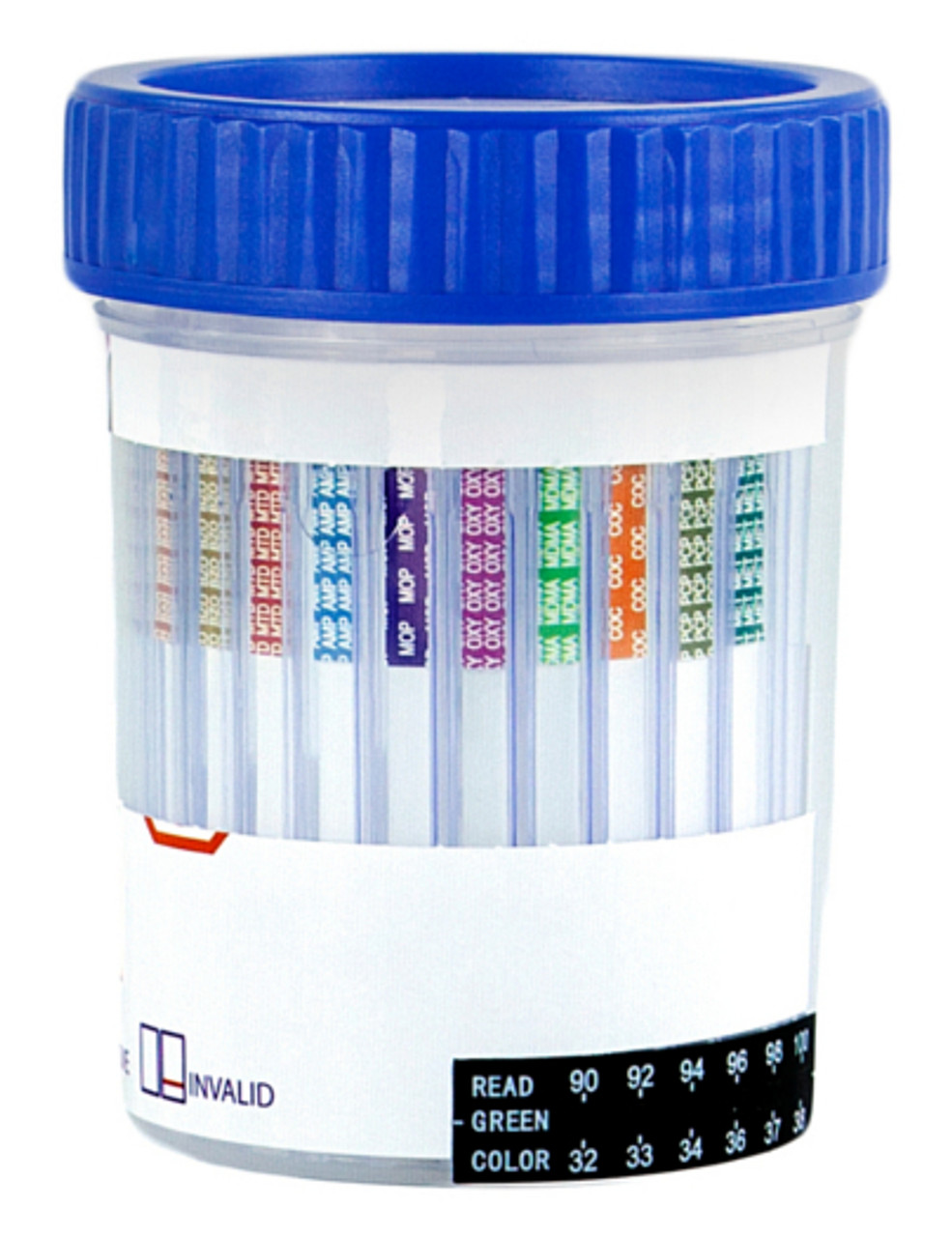 12 panel Drug Test Cup with K2