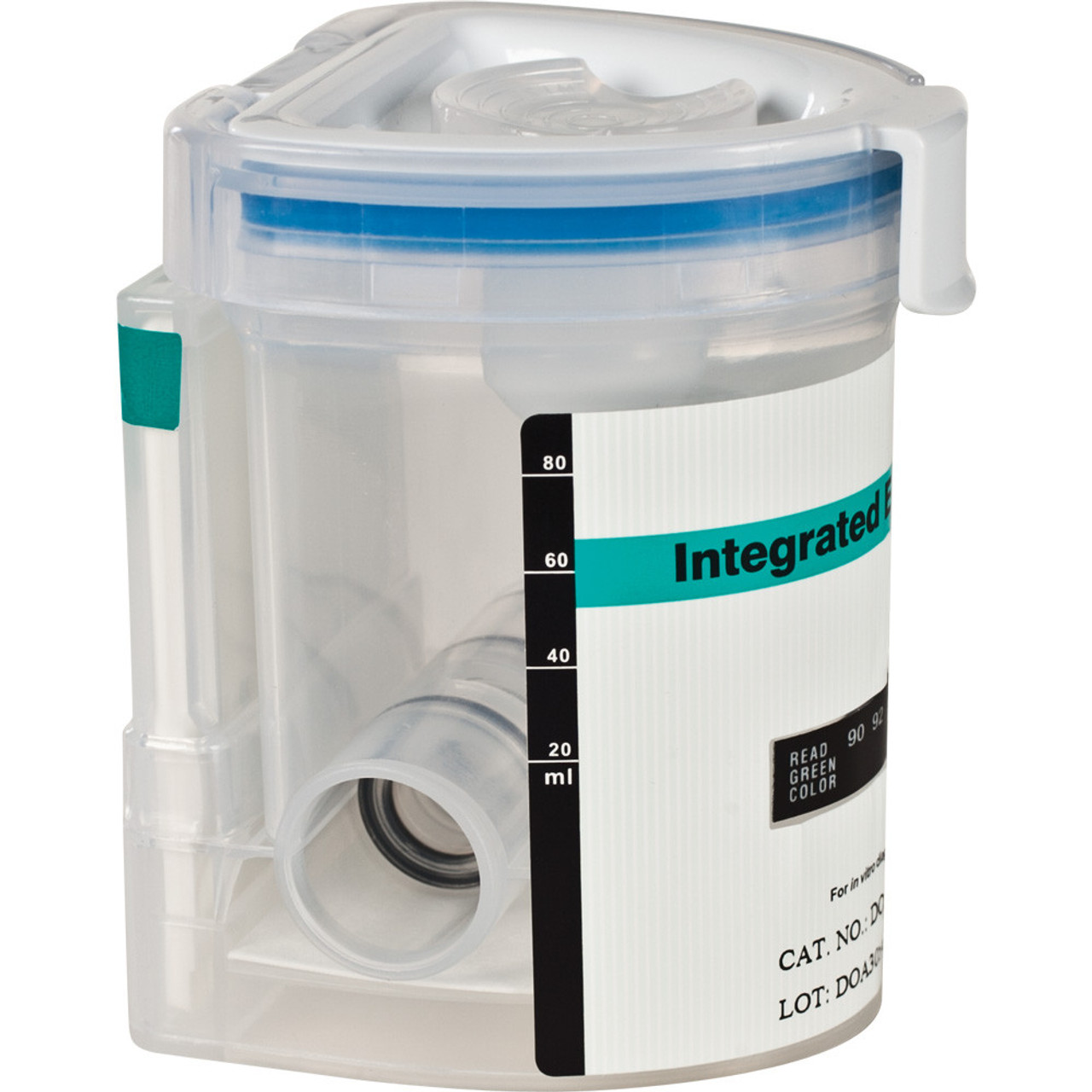 EZ Split Integrated Key Cup Drug Test Abbott Alere All-in-one Rapid