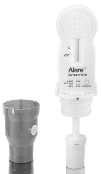 iScreen Cotinine (Nicotine) Oral Fluid Screening Device 25/Box