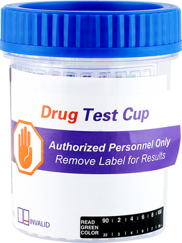 14 Panel Drug Test Screening Cup with EtG Fentanyl K2 and Tramadol
