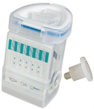 E-Z Split Key Cup Drug Test Abbott Diagnostics Alere Toxicology