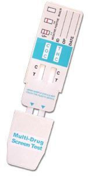 Multi Drug Screen 2 Panel Dip Test
