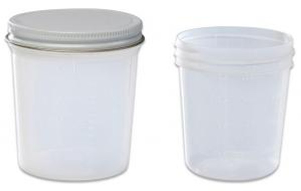 Precision Tissue Container 12 ounce Sterile Medtronic/Covidien