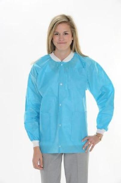 ValuMax SMS Lab Jacket Aqua