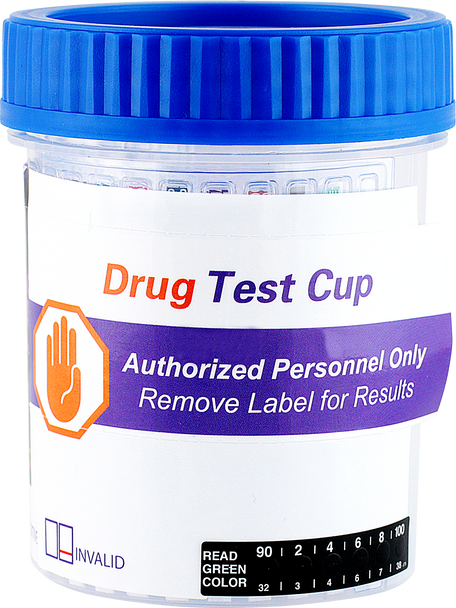 13 Panel Drug Test Screening Cup with EtG