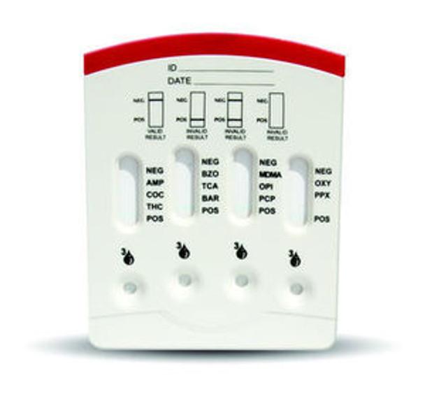 Multi-Clin 11-Panel Cassette CLIA Waived 25/Box