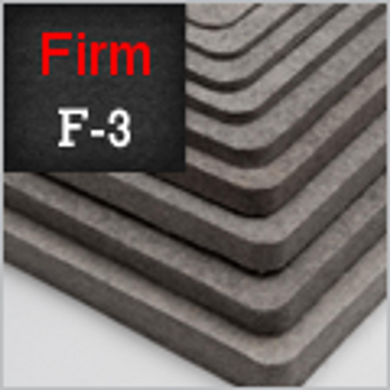 F-3 SAE Wool Felt, Gray