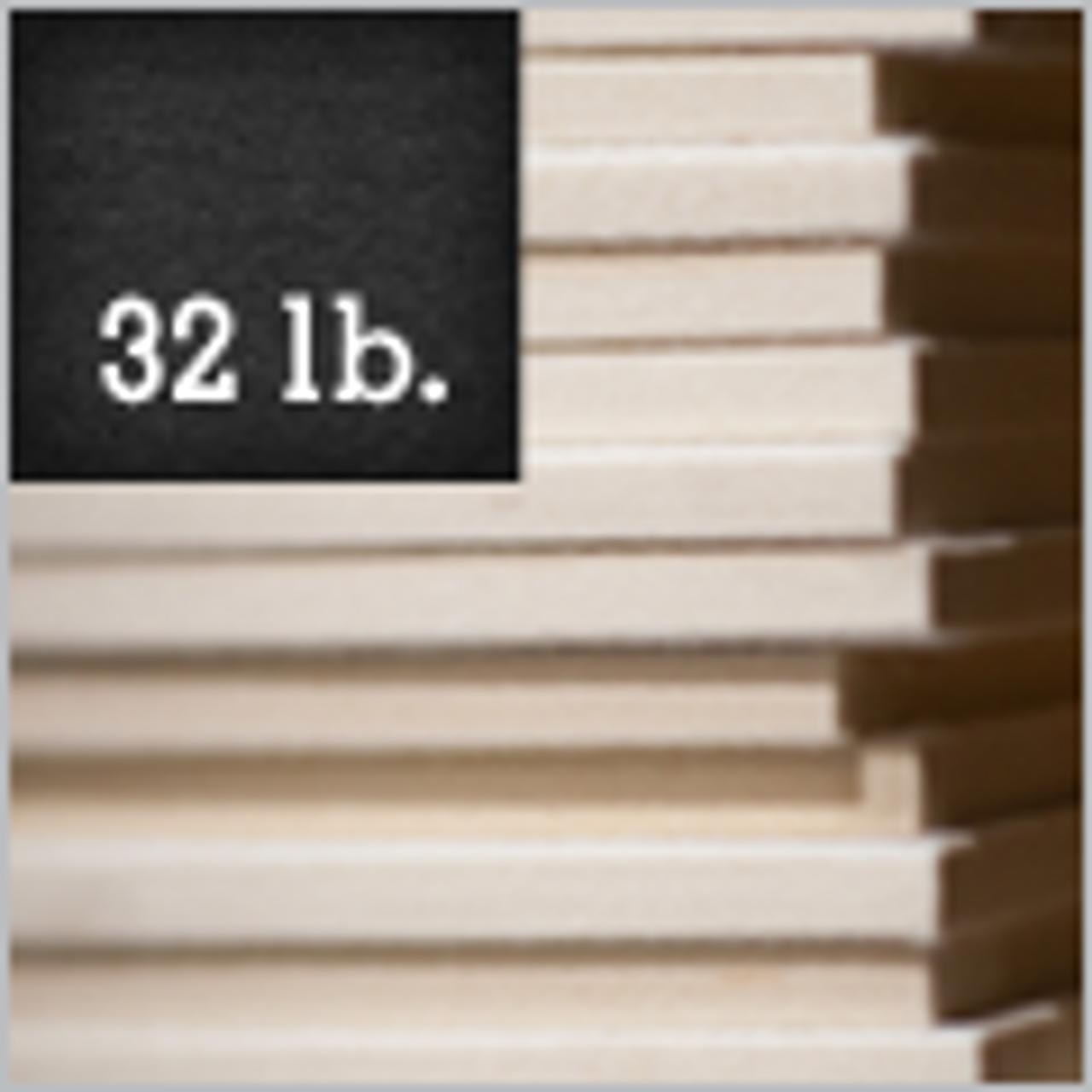 32 lb. Sheet Felt, High Density