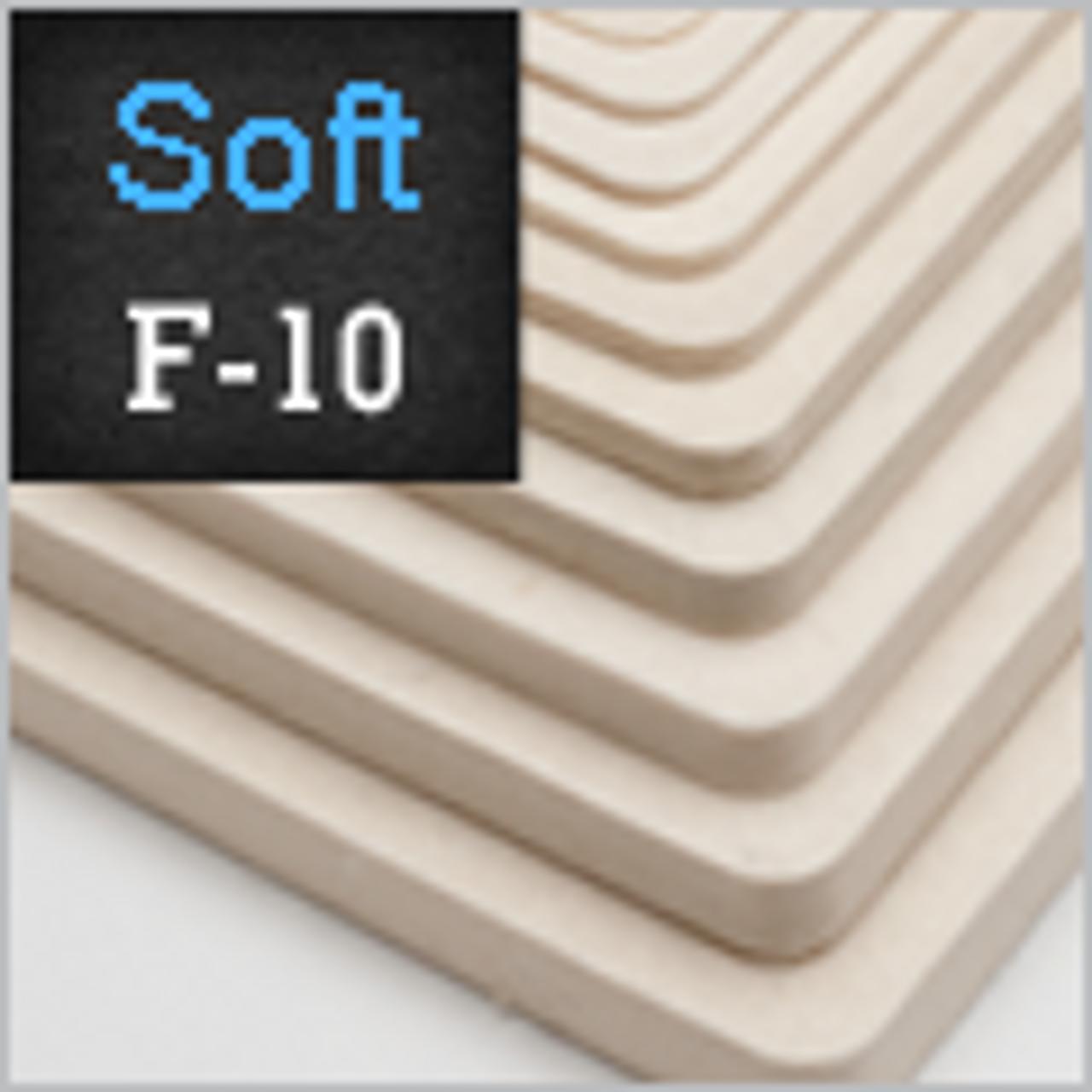 F-10 SAE Wool Felt, White