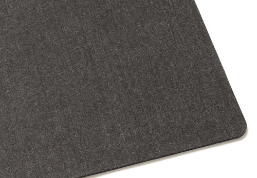 """Floor Protection - 32 oz. Stif-Felt, With Adhesive Backing, .125"""" Thick x 48"""" Wide x 60"""" Sheet"""