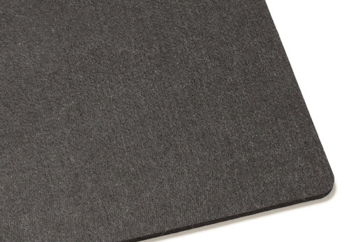 "Floor Protection - 59 oz. Stif-Felt, With Adhesive Backing, .230"" Thick x 48"" Wide x 60"" Sheet"
