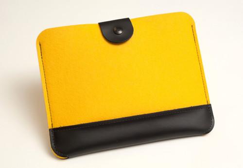Felt iPad Sleeve, Marigold