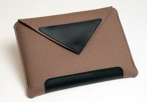 "15"" Felt Laptop Sleeve, Northwood Brown"