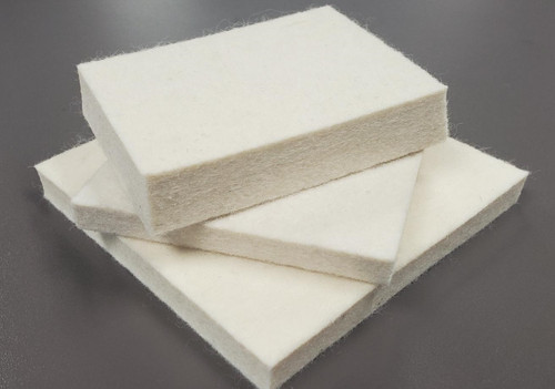 """F10 (9R1) Wool Felt Sheet 24"""" x 72"""" x 1/2"""" Thick - $99.95"""