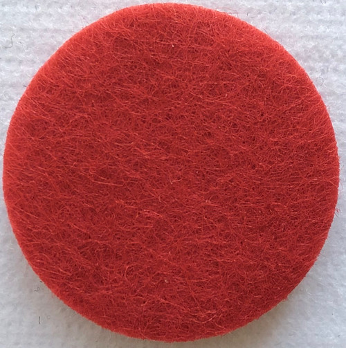 Designer Board Felt - Red