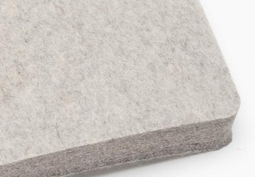 "F-3 Industrial Wool Felt, 1"" Thick x 60"" Wide"