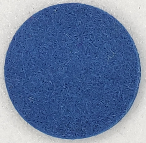 "Pure-Felt Denim Blue, 1/8"" Thick x 60"" Wide"