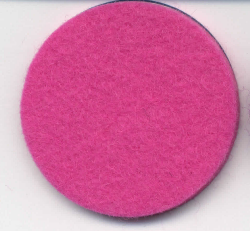 "Designer Wool Pink, 1/8"" Thick x 72"" Wide"
