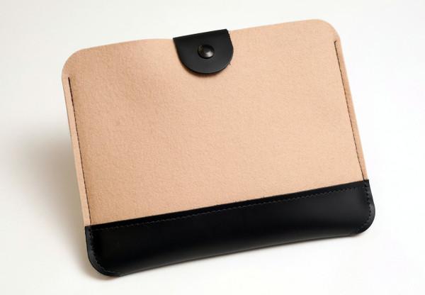 Felt iPad Sleeve, Camel