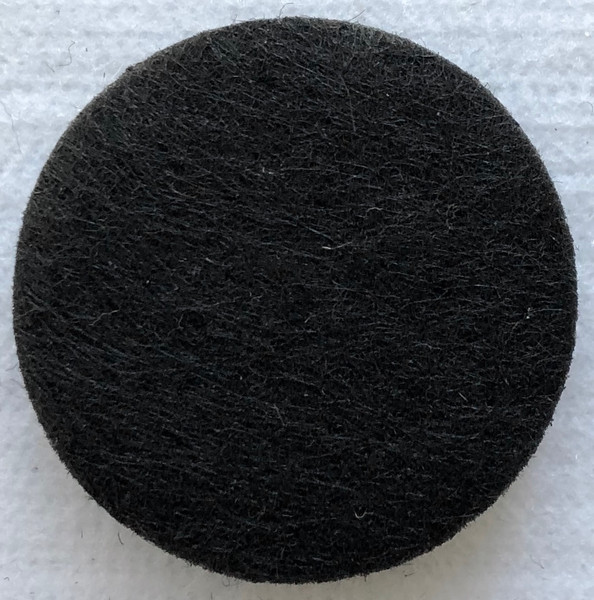Designer Board Felt - Black
