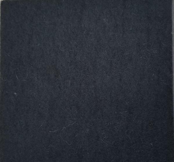 """F-10 Wool Felt, 1"""" thick - Cobalt Blue"""