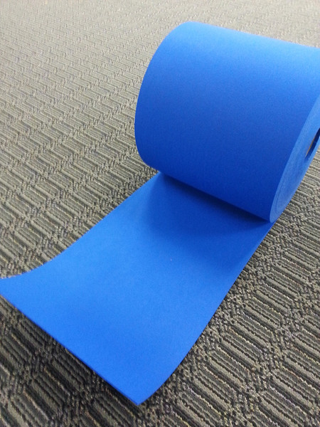 "Tuf-Cut Blue - .1"" Thick x 72"" Wide"