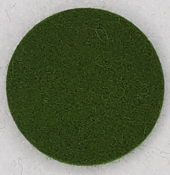 """Designer Wool Olive, 1/8"""" Thick x 72"""" Wide"""