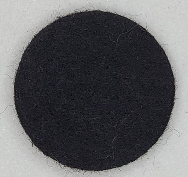 "Eco-Lux Black - 1/8"" Thick x 60"" Wide - 5 yard minimum"