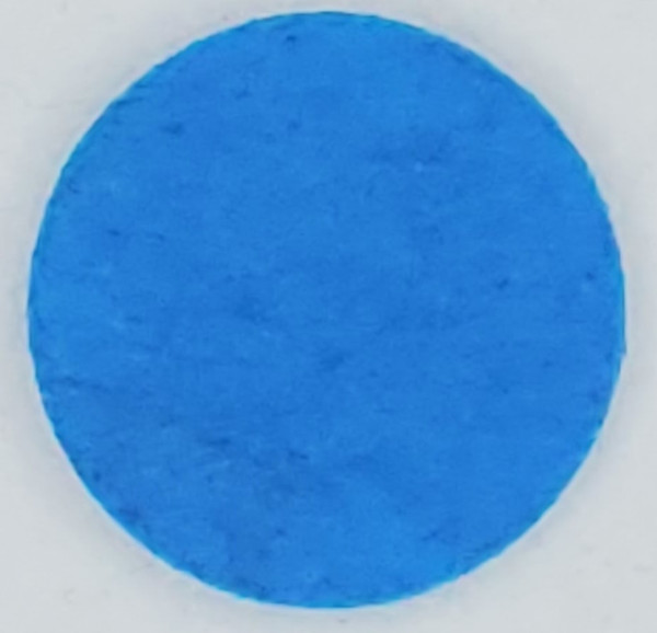 "Eco-Lux Cello Blue - 1/8"" Thick x 60"" Wide - 5 yard minimum"