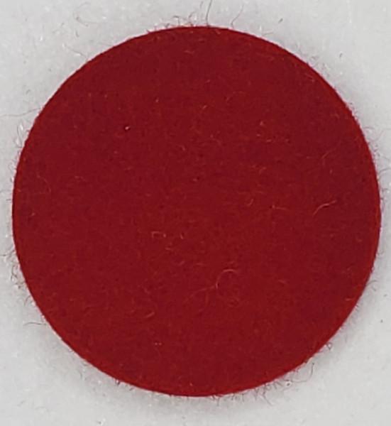 """Designer Wool Crimson, 1/8"""" Thick x 72"""" Wide"""