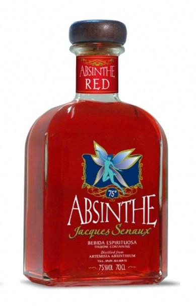 Absinthe Red Jacques Senaux