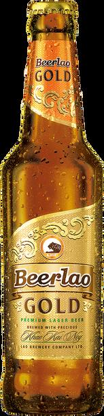 BeerLao Gold 330ml